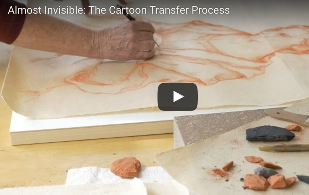 Cartoon Transfer Process