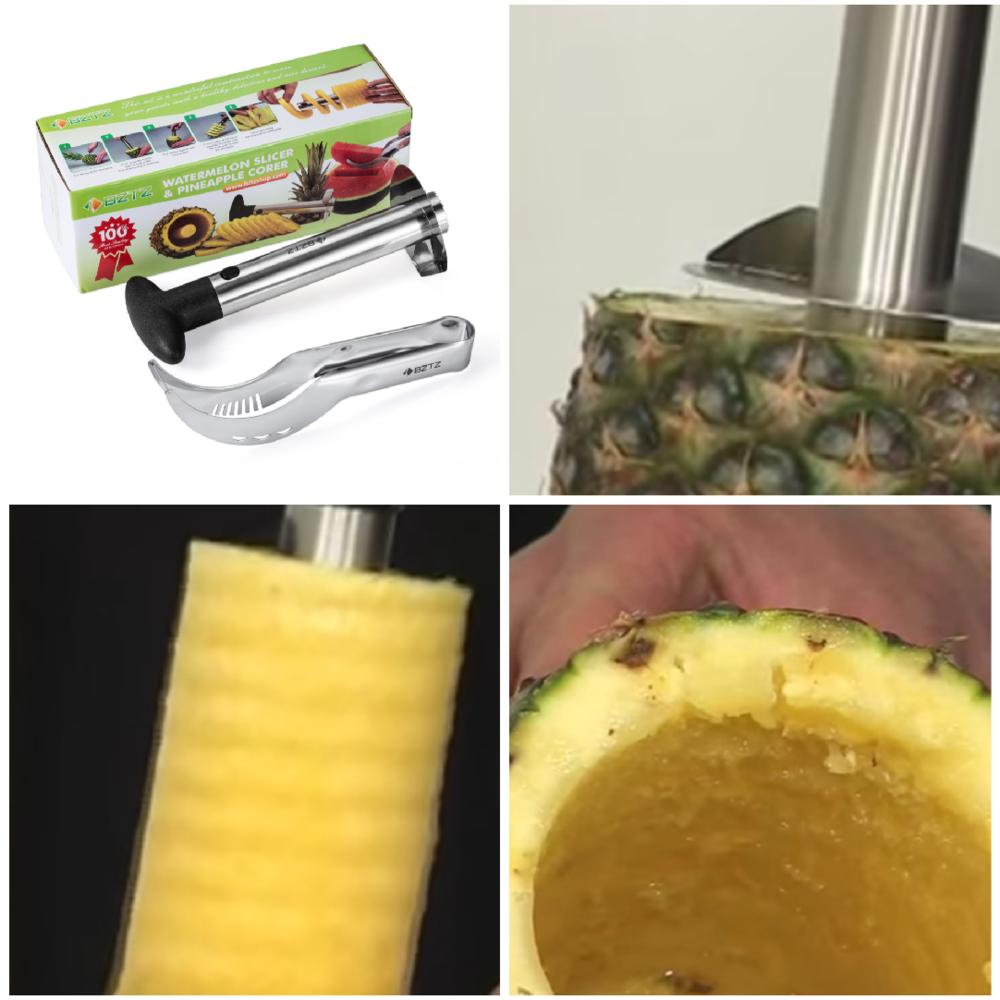 #BZTZWatermelonSlicer&PineappleCorer Sponsored