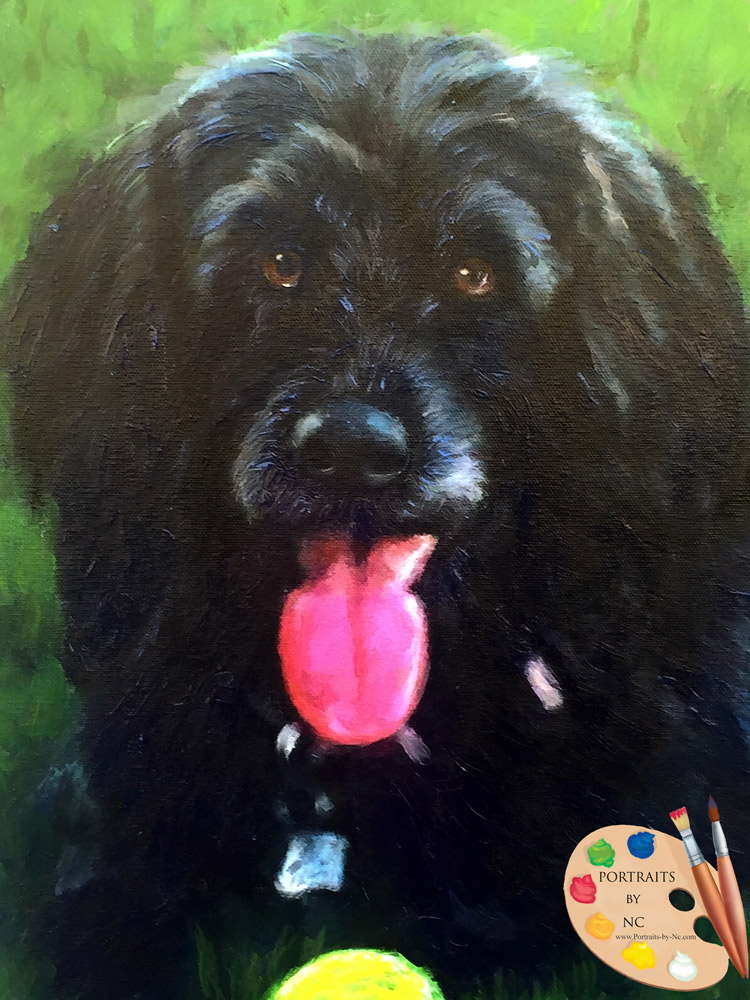 labradoodle-painting