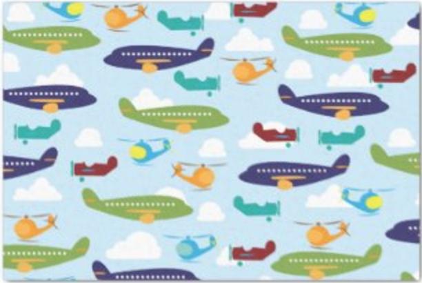 Airplane Aviation Theme