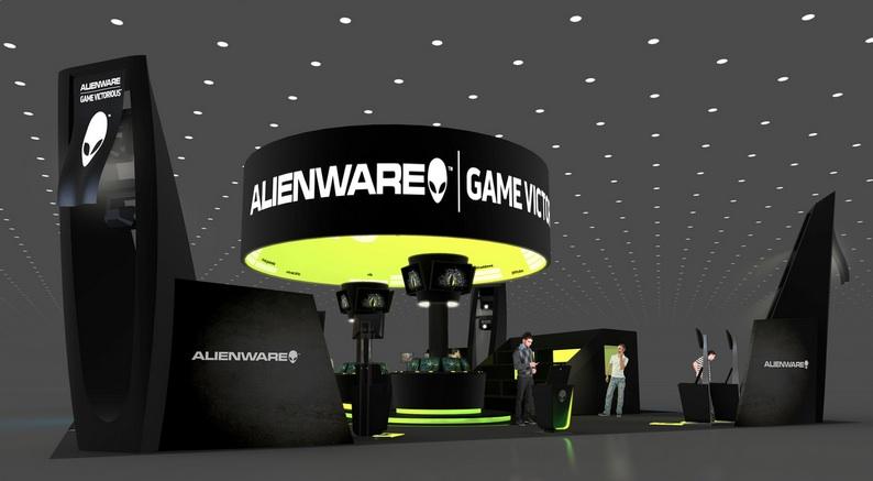 Alienware's store