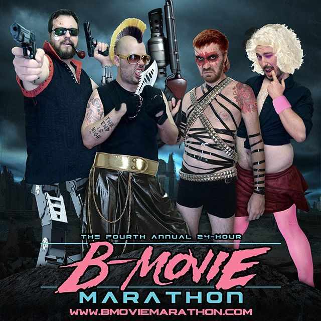 We had a blast at the marathon this year. Already can't wait for the BMM5! #24BMovie
