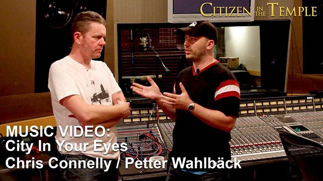 Chris Connelly recorded a song called City in Your Eyes for our #steampunk #indiefilm Citizen in The Temple! Check it on YouTube. #industrialmusic #revco #revoltingcocks #ministry @jasonhuls