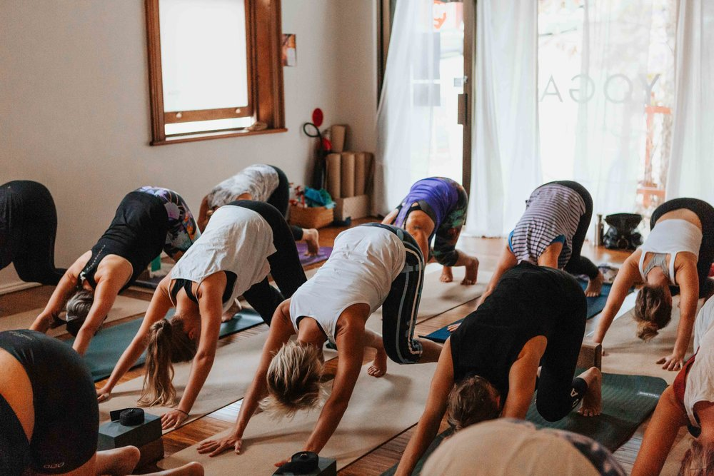 yoga for all newcastle