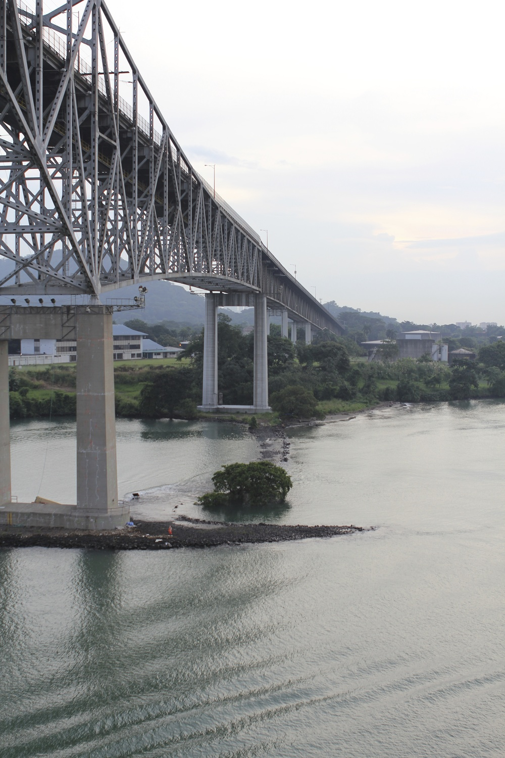 Bridge of the Americas.