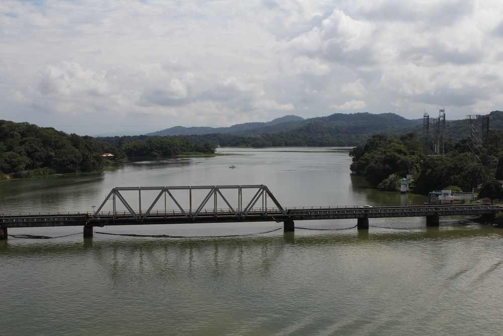 The Chagres River (Rio Chagres)