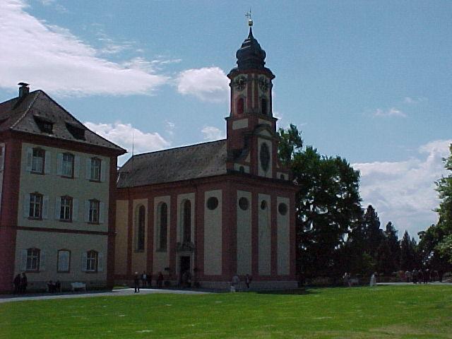 The Chapel (exterior)