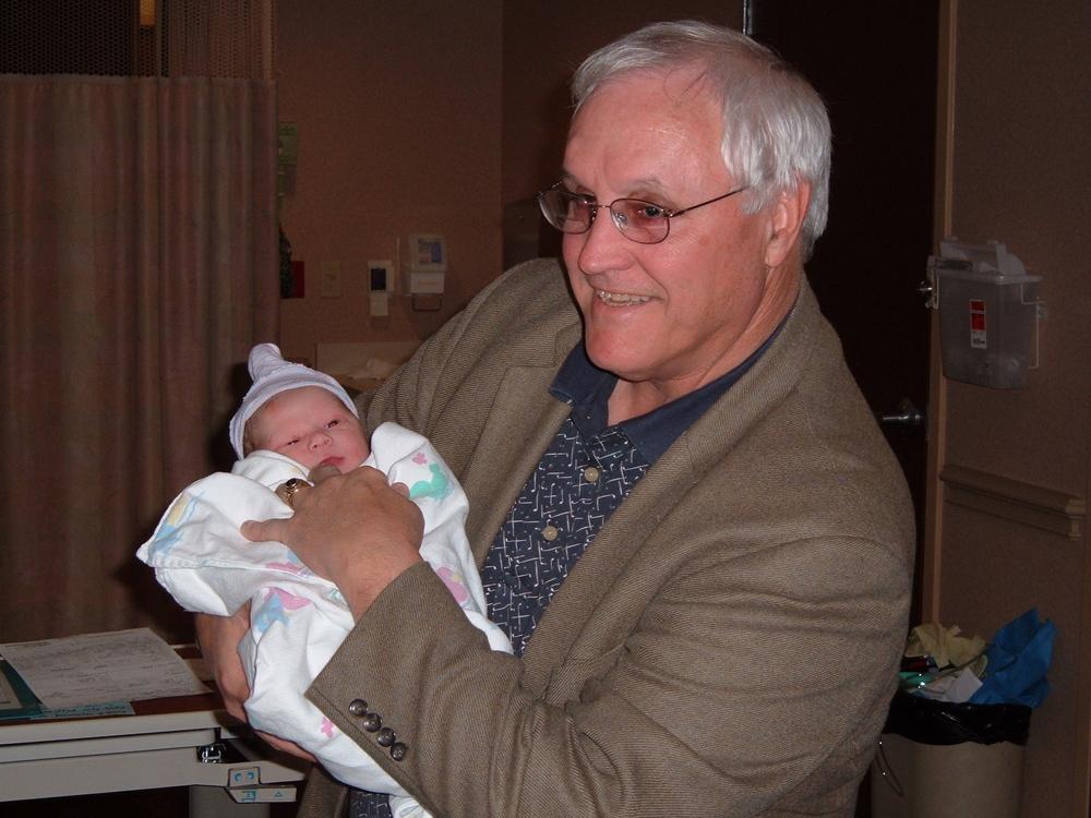 Daniel & Grampa Teri