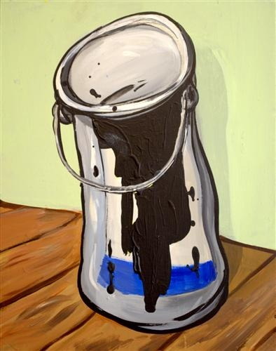 HARRIS JOHNSON Paint Can 3, 2011