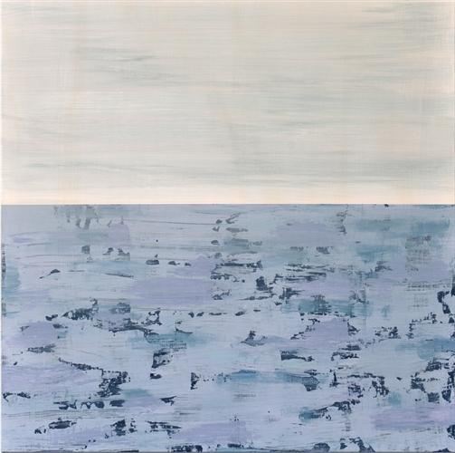 LESLIE MORGAN Abstract Seascape 6, 2012