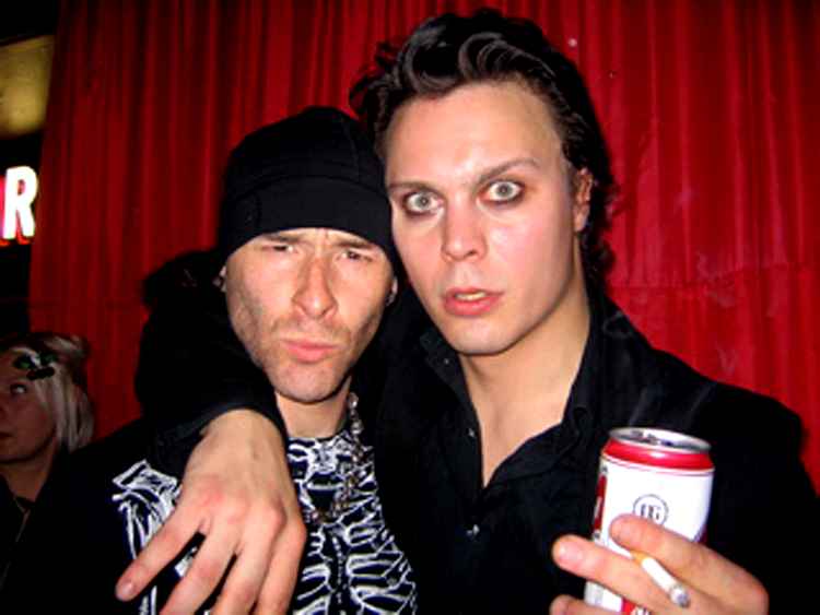 Ville Hermanni Valo of HIM