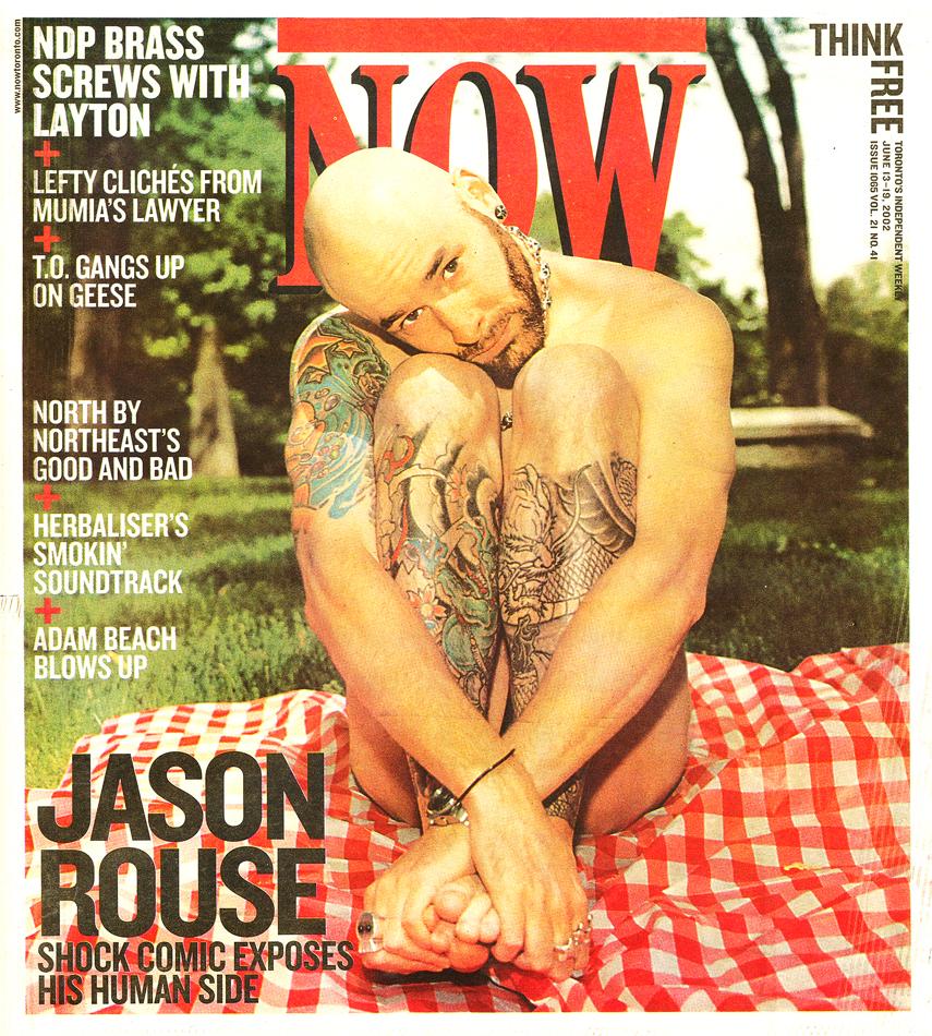 NOW Magazine 2002