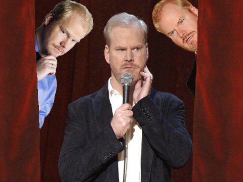 "I wrote an article about what it means to be ""edgy"" in comedy and how upon reflection someone as seemingly non-threatening as Gaffigan is more subversive of a writer that one might think."