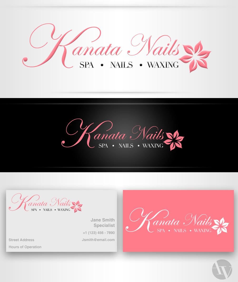 Kanata Nails Logo