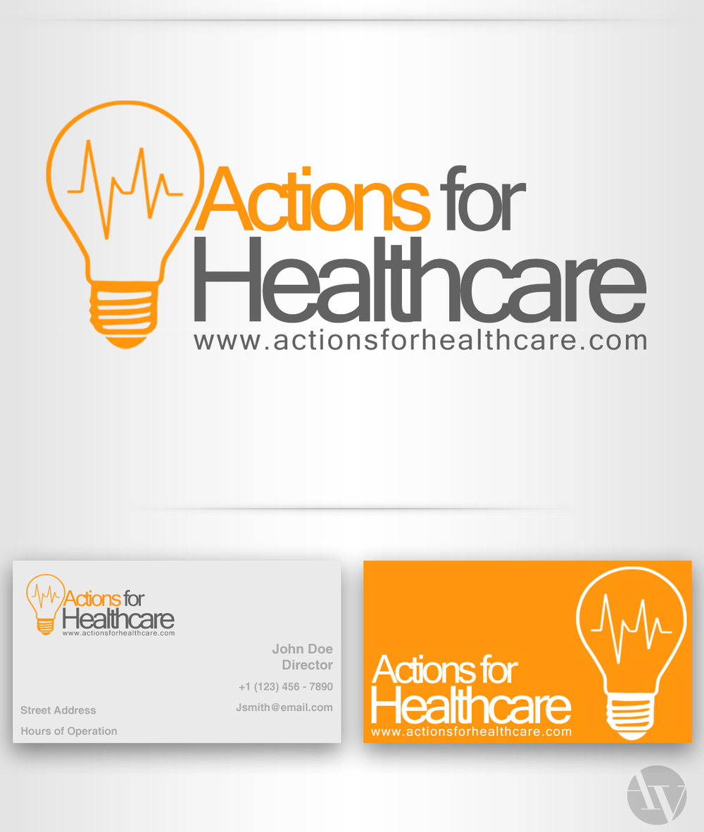 Actions for Healthcare Logo