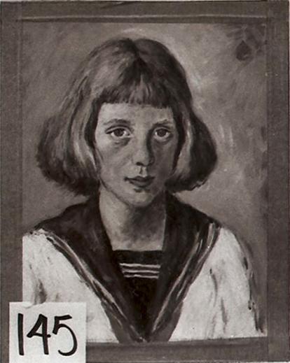 Portrait of Francesca Kress