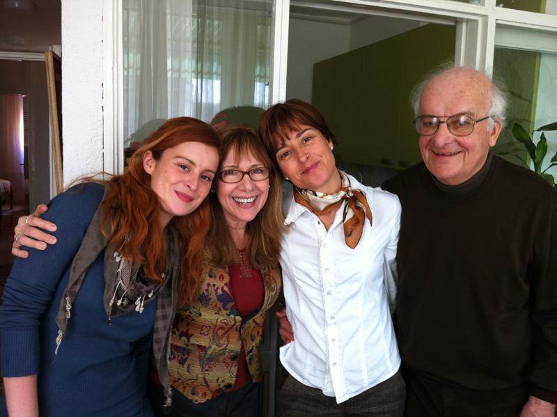 Mina, Anna, Tatiana, Mihailo (Misa) Bogdanović
