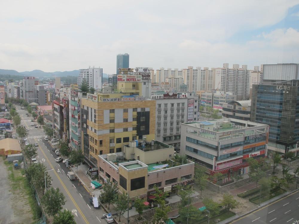 Gwangju Korea Lucy rees art