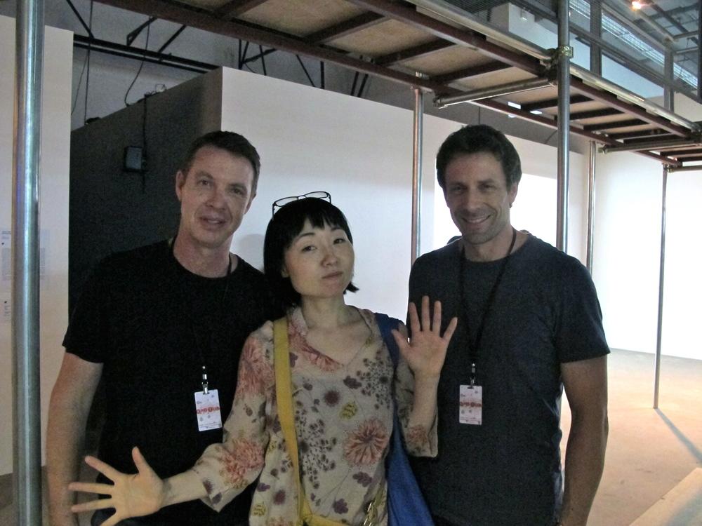 Hiromi Tango and Craig Walsh