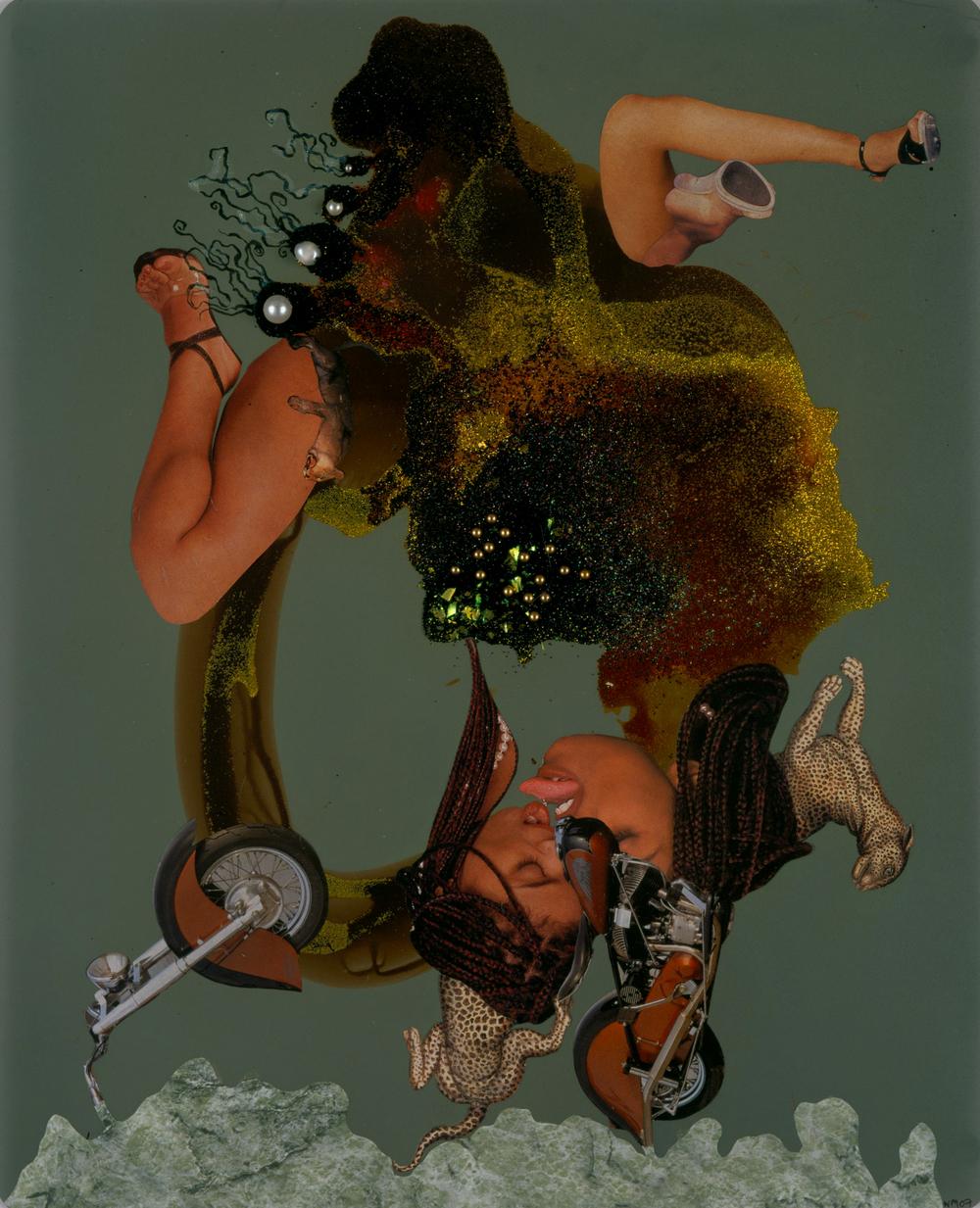 Wangechi Mutu Lucy Rees Art