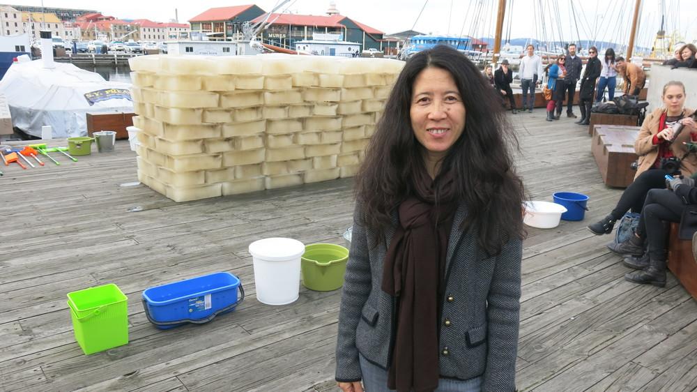 Yin Xiuzhen Lucy Rees Art