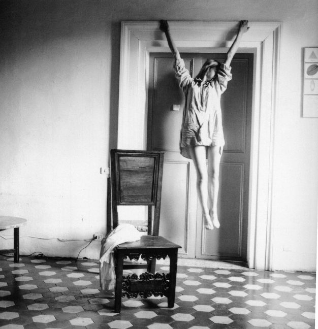 Associate Editor Lucy Rees and Francesca Woodman     Female Magazine,  September 2016
