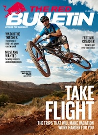"""The Travel Effect"" — Learning a new sport in a far-flung locale this summer is one thing. But what if you actually gained more than a skill from it?  Red Bulletin, Summer 2015"