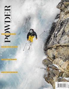 """Lead With Your Heart"" — Lel Tone built a reputation in the ski guiding community by calmly managing extreme situations. But even the brave have their demons.  Powder Magazine, Sept. 2018"
