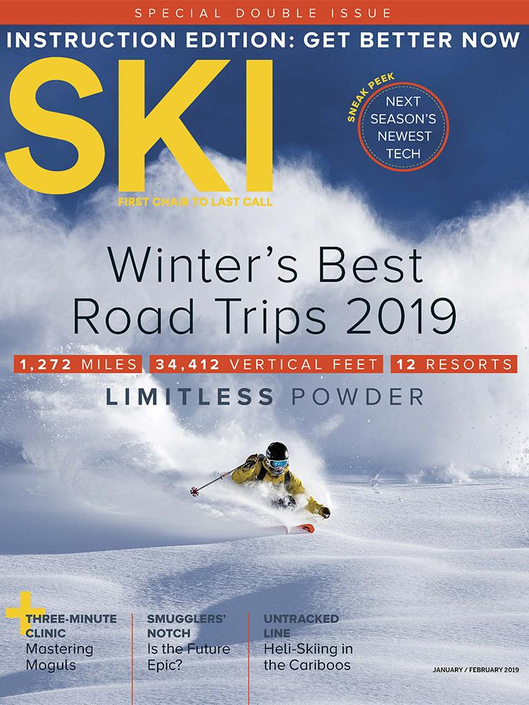 """Going Rogue"" — Sure, ski instructors selling under-the-table private lessons will save you money. But at what cost?  Ski Magazine, Februry 2019"