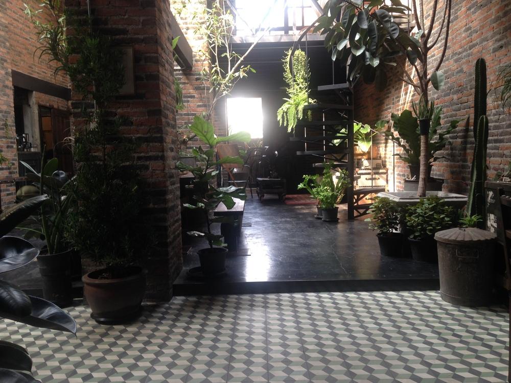 lovely lobby