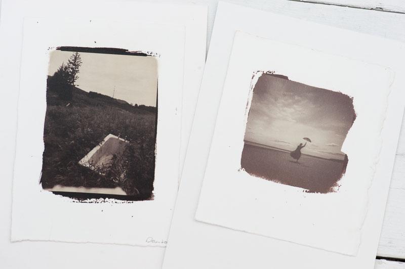 salt prints