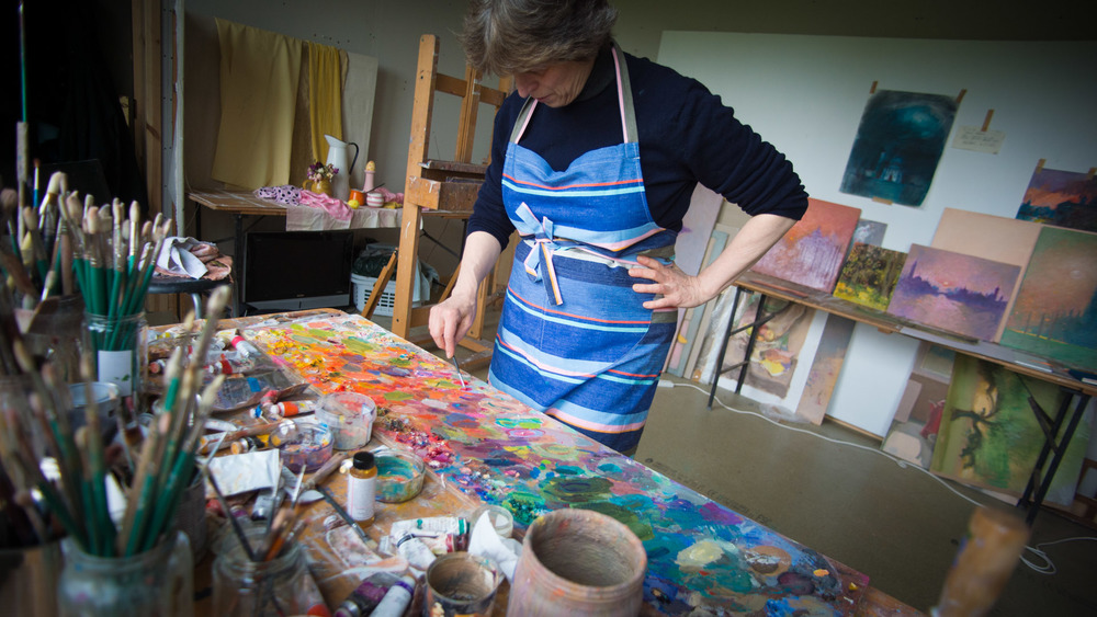 Perthshire Artists Perthshire Open Studios 2014