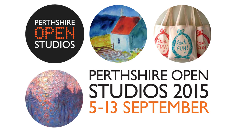 Perthshire Open Studios 2015 Promotional movie