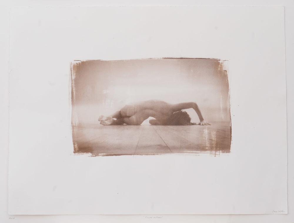 Figure on Floor