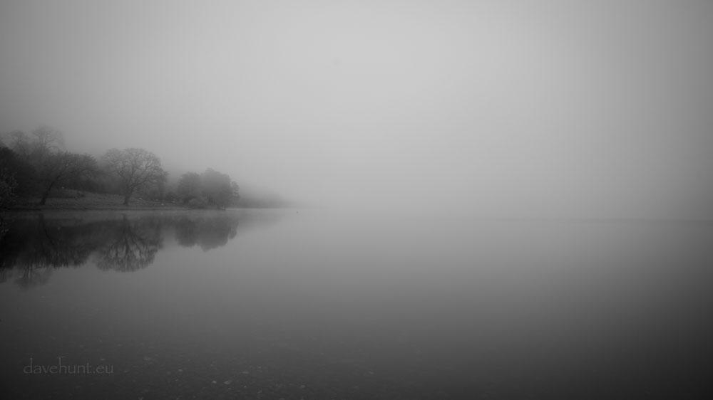 Loch Voil mist - 3