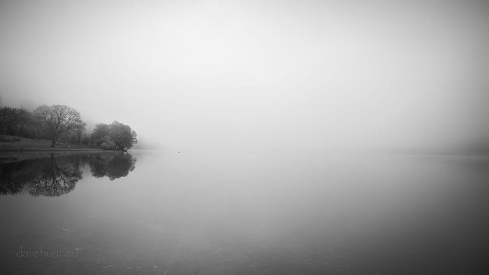 Loch Voil mist - 1