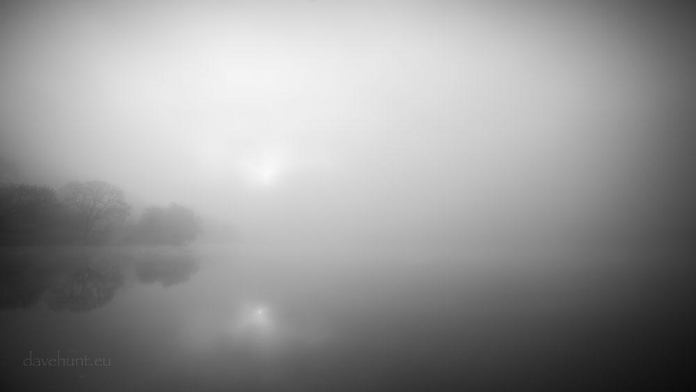 Loch Voil mist - 2