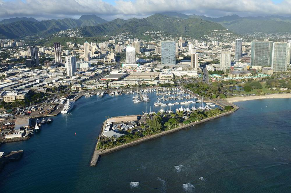 Photo courtesy of Howard Hughes Corporation, via Pacific Business News.