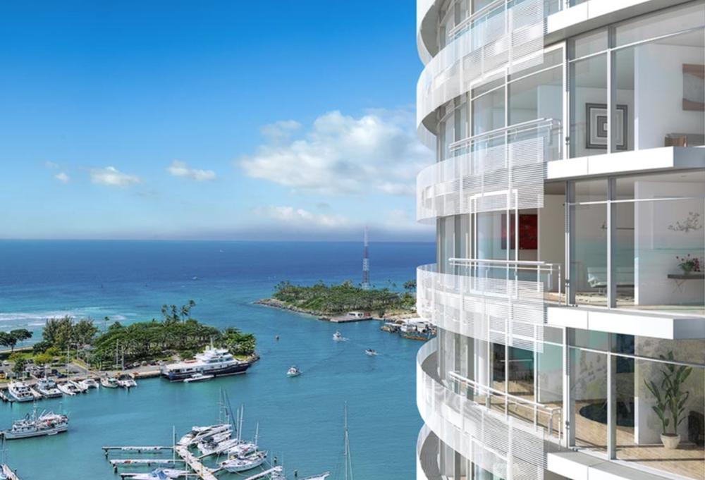 Ward Village:Backgrounder: Richard Meier & Partners Project: Gateway Towers (Honolulu, Hawaii) Download the PDF.