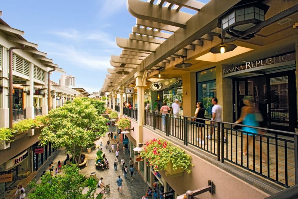 Ala Moana Shopping Mall