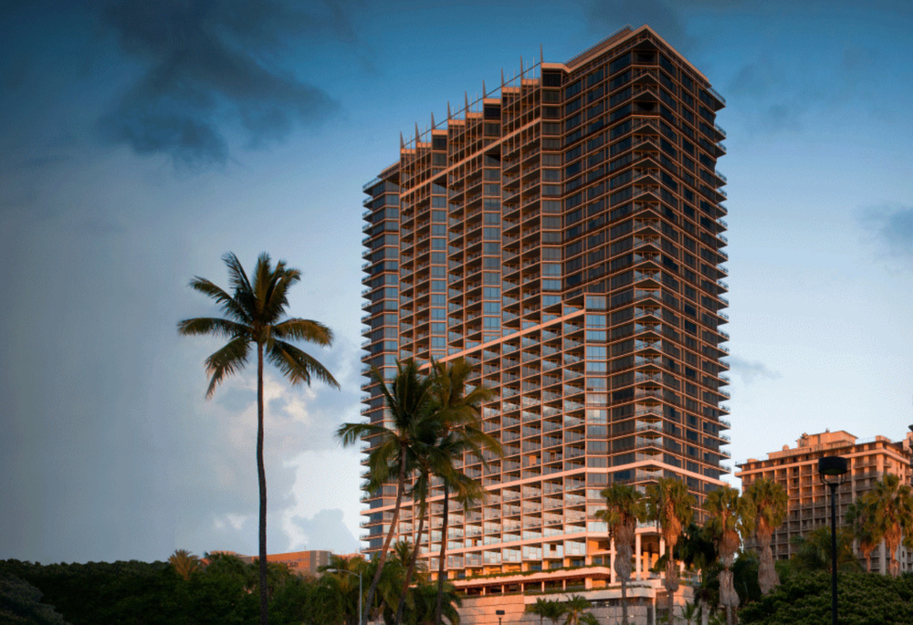 TRUMP WAIKIKI   Year Completed: November 2009