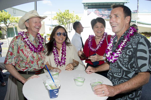 Photo courtesy of the  Honolulu Star-Advertiser