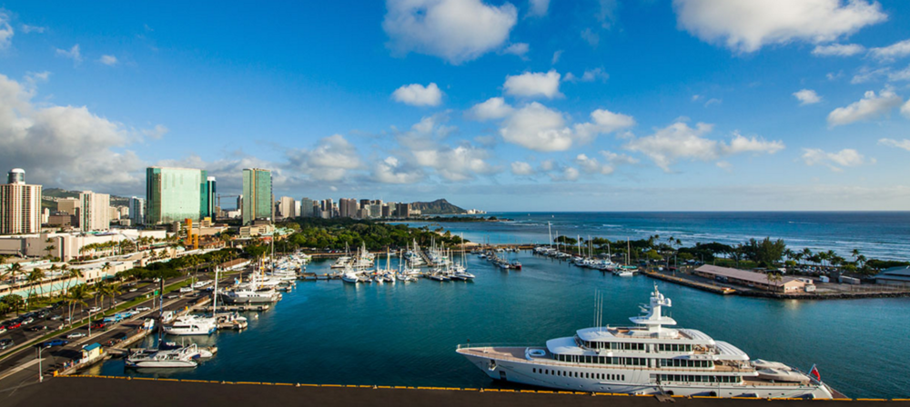 Photo credit: The Howard Hughes Corporation, Kewalo Basin Harbor