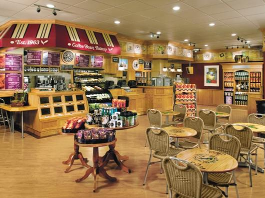 Photo: Coffee Bean and Tea Leaf Hawaii / Foodland