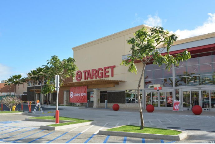 Target in Kailua, Oahu, Hawaii. Photo via Pacific Business News.