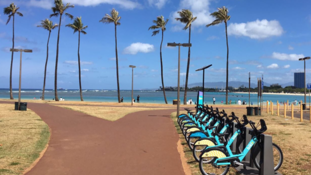 Photo: Biki, Bikeshare Hawaii