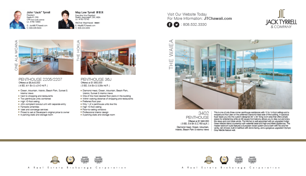 Luxury Home Magazine, Apr and May 2017