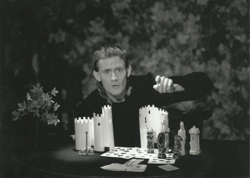 L'enchanteur, 1995
