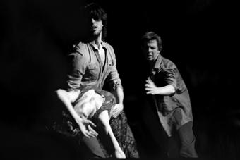 Magdalene (Dutch National Ballet) 2011  Photographer - Tycho Hupperets