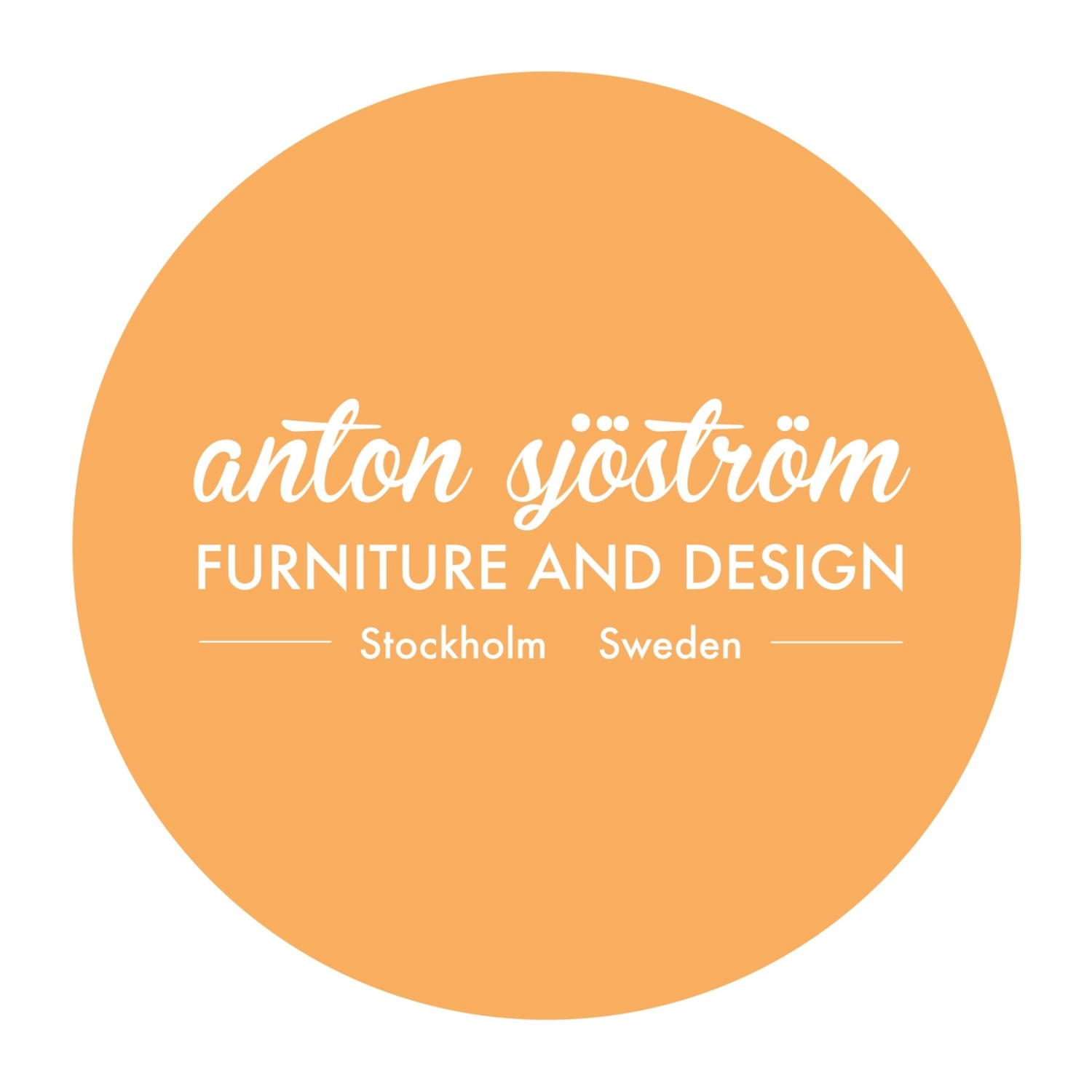 Anton Sjöström furniture and design